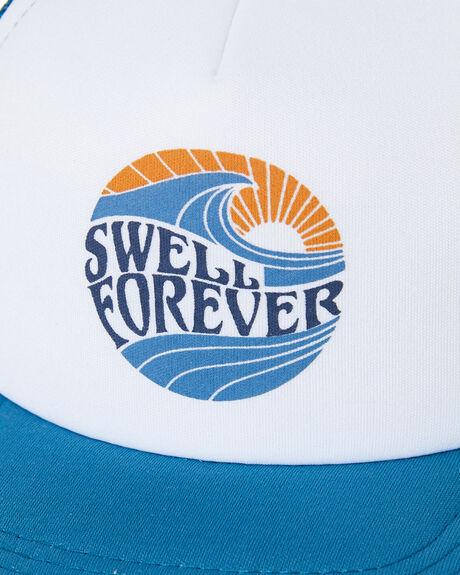 STORM BLUE KIDS BOYS SWELL HEADWEAR - S32131612STBLU