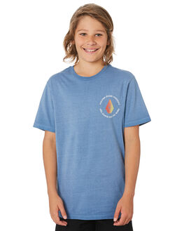 BLUE RINSE KIDS BOYS VOLCOM TOPS - C5241973RNE