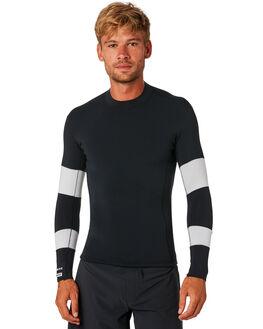 BLACK WHITE BOARDSPORTS SURF NCHE WETSUITS MENS - SU1819VESTO3BLKWH