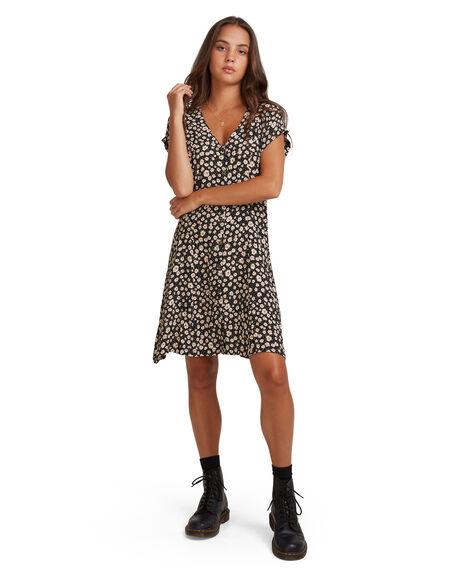 BLACK WOMENS CLOTHING ELEMENT DRESSES - EL-217866-BLK