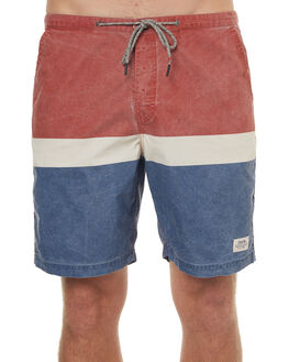 NAVY MENS CLOTHING KATIN BOARDSHORTS - TRSTASS17NVY