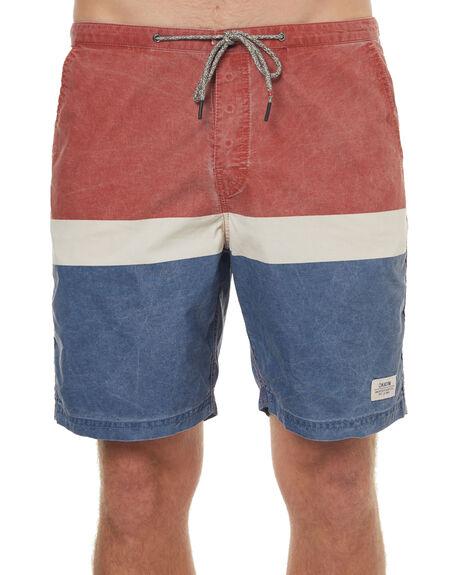 NAVY MENS CLOTHING KATIN BOARDSHORTS - TRSTASS17NVY