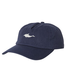 NAVY MENS ACCESSORIES MOLLUSK HEADWEAR - MS1623NVY
