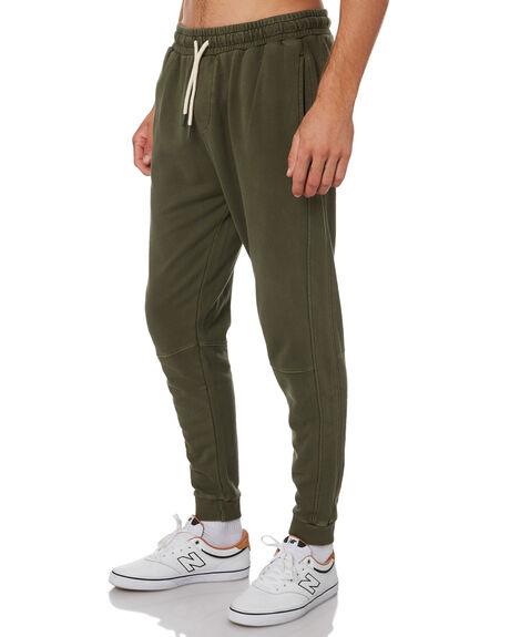 KHAKI MENS CLOTHING ACADEMY BRAND PANTS - 19W114KHA