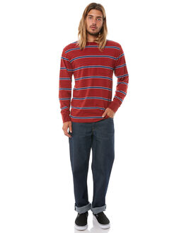 RAW INDIGO MENS CLOTHING BRIXTON JEANS - 04099RWIDG