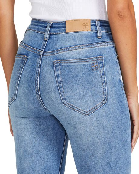 ATOMIC BLUE WOMENS CLOTHING INSIGHT JEANS - 35766000038