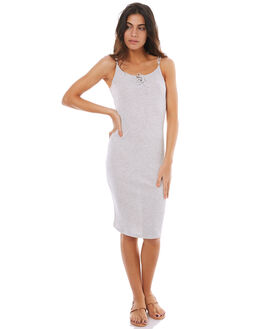 HERITAGE HEATHER WOMENS CLOTHING ROXY DRESSES - ERJKD03150SGRH
