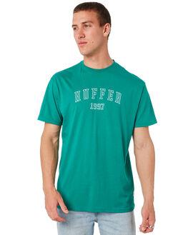PALM GREEN MENS CLOTHING HUFFER TEES - MTE84C2301.521PMGRN