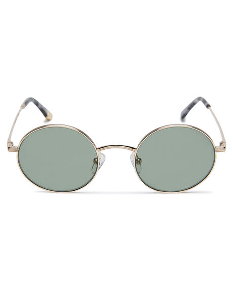 WHITE GOLD MENS ACCESSORIES SABRE SUNGLASSES - SS20-508WG-GWGLD