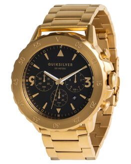 BLACK GOLD MENS ACCESSORIES QUIKSILVER WATCHES - EQYWA03019XKKY