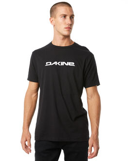 BLACK MENS CLOTHING DAKINE TEES - 10000932BLK