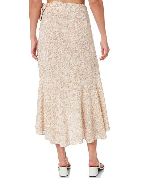 WHITE BEIGE WOMENS CLOTHING MINKPINK SKIRTS - MP1910436WTBG