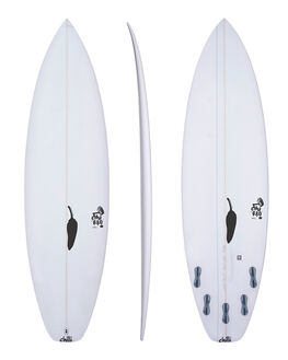 CLEAR BOARDSPORTS SURF CHILLI SURFBOARDS - CHIILLICHCLEAR