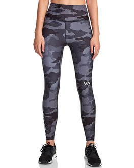 CAMO WOMENS CLOTHING RVCA ACTIVEWEAR - RV-R492872-CMO