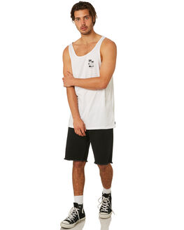 WHITE MENS CLOTHING SWELL SINGLETS - S5182272WHITE