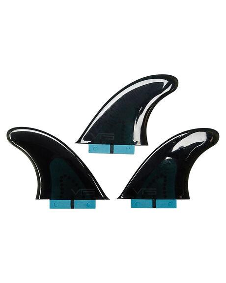 BLUE BOARDSPORTS SURF HYDRO FINS - 1361-194-00-RBLU