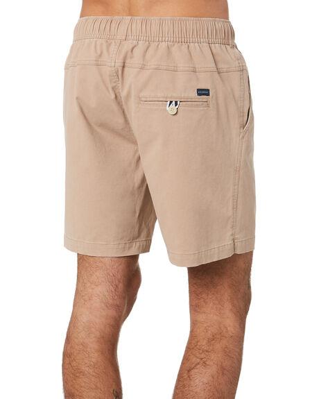 COFFEE MENS CLOTHING ACADEMY BRAND SHORTS - 20S602COF