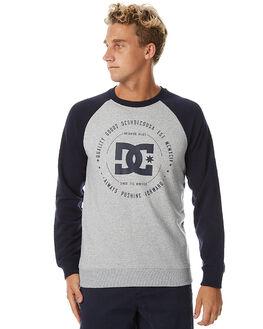 DARK INDIGO MENS CLOTHING DC SHOES JUMPERS - EDYSF03122XBBS