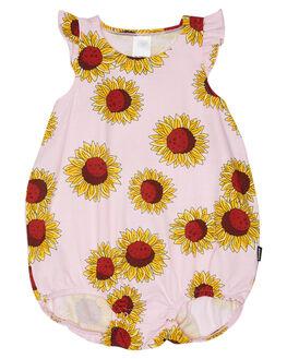 SUNFLOWER POWER KIDS BABY BONDS CLOTHING - BXFXNK7