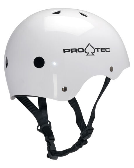 GLOSS WHITE BOARDSPORTS SKATE PROTEC ACCESSORIES - 1212302GWHT
