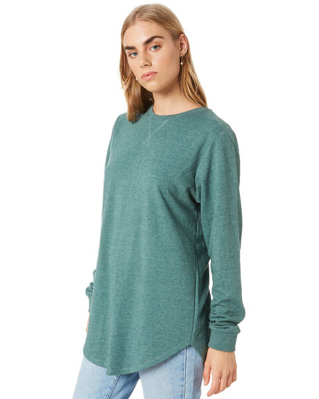 TEAL MARLE WOMENS CLOTHING ALL ABOUT EVE JUMPERS - 6436033TEAL