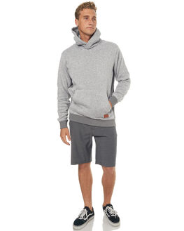 LIGHT GREY MENS CLOTHING QUIKSILVER JUMPERS - EQYFT03660SGRH