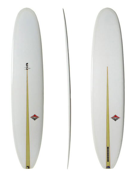 POLISHED VOLAN WITH V COLOUR BOARDSPORTS SURF CLASSIC MALIBU SURFBOARDS - CLAVFLEXVOL