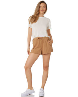 FAWN WOMENS CLOTHING SWELL SHORTS - S8171233FAWN