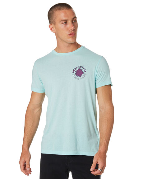 BLUE TINT MENS CLOTHING DEUS EX MACHINA TEES - DMS81661CBLUET