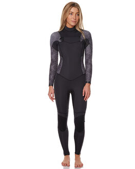 BLACK SURF WETSUITS BILLABONG STEAMERS - 6773817BLK