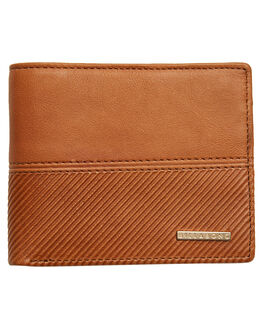 TAN GRAIN MENS ACCESSORIES BILLABONG WALLETS - 9685186CTAN
