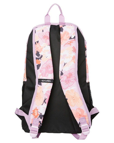 LILAC WOMENS ACCESSORIES RIP CURL BAGS + BACKPACKS - LBPMI10108