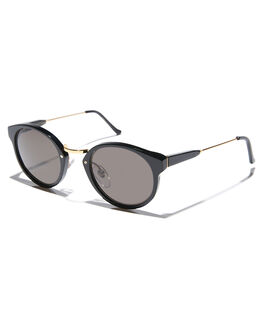 BLACK MENS ACCESSORIES SUPER BY RETROSUPERFUTURE SUNGLASSES - PMKBLK