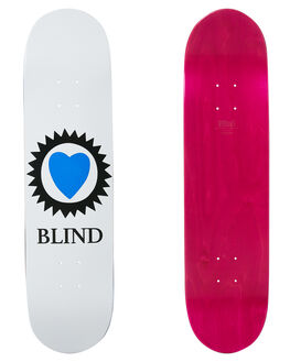 WHITE BOARDSPORTS SKATE BLIND DECKS - 10011584WHT