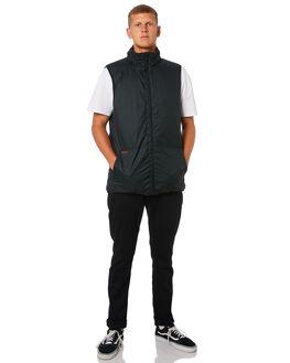 BLACK MENS CLOTHING DAKINE JACKETS - 10001983BLK