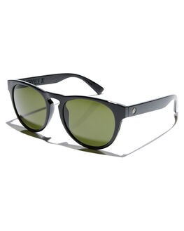 GLOSS BLACK GREY MENS ACCESSORIES ELECTRIC SUNGLASSES - EE17101620GBLKG