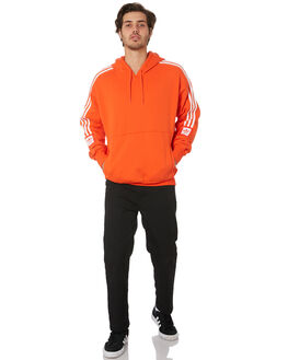 ACTIVE ORANGE WHITE MENS CLOTHING ADIDAS JUMPERS - EC7333ACORG