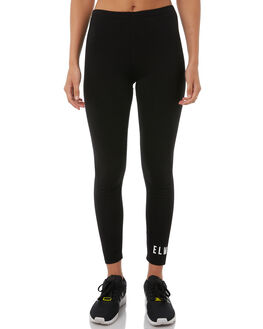 BLACK WOMENS CLOTHING ELWOOD PANTS - W81602BLK