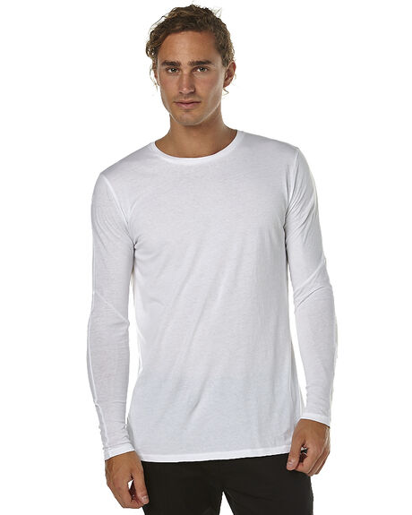 WHITE MENS CLOTHING ZANEROBE TEES - 166-MTGWHT