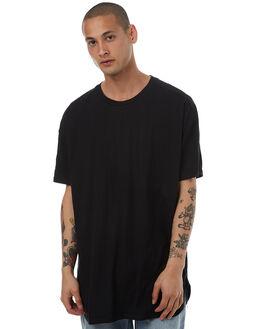 BLACK MENS CLOTHING ZANEROBE TEES - 126-LYKMBLK