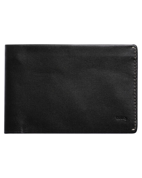 BLACK MENS ACCESSORIES BELLROY WALLETS - WTRA-RFIDBLK