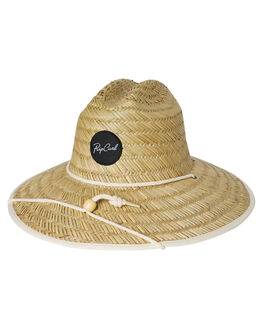 NATURAL WOMENS ACCESSORIES RIP CURL HEADWEAR - GHAFT10031