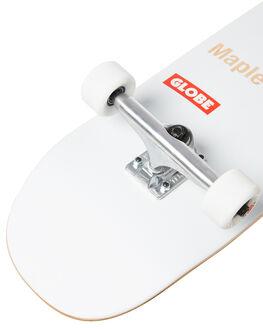 WHITE BOARDSPORTS SKATE GLOBE COMPLETES - 10525352WHT