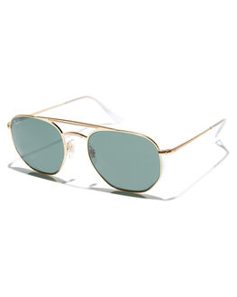 DEMI GLOSS GOLD MENS ACCESSORIES RAY-BAN SUNGLASSES - 0RB3609DGGLD