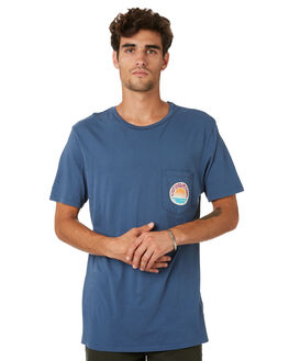 PACIFIC MENS CLOTHING OUTERKNOWN TEES - 12152201PAC