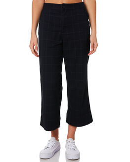 MIDNIGHT PLAID WOMENS CLOTHING COOLS CLUB PANTS - 705-CW2PLAID