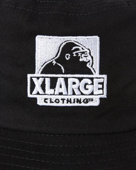 BLACK MENS ACCESSORIES XLARGE HEADWEAR - XL702004BLK