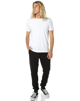 BLACK MENS CLOTHING SWELL PANTS - S5164450BLK