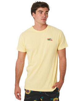 BUTTER MENS CLOTHING SANTA CRUZ TEES - SC-MTC9245BUTR