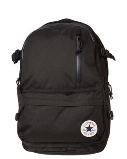 BLACK MENS ACCESSORIES CONVERSE BAGS + BACKPACKS - 10007784-001